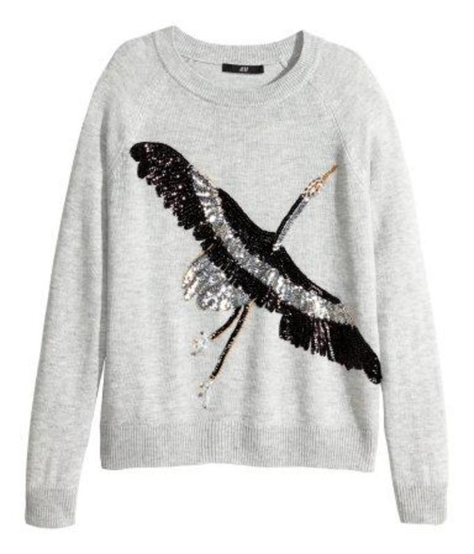 sweter H&M, ok. 130zł