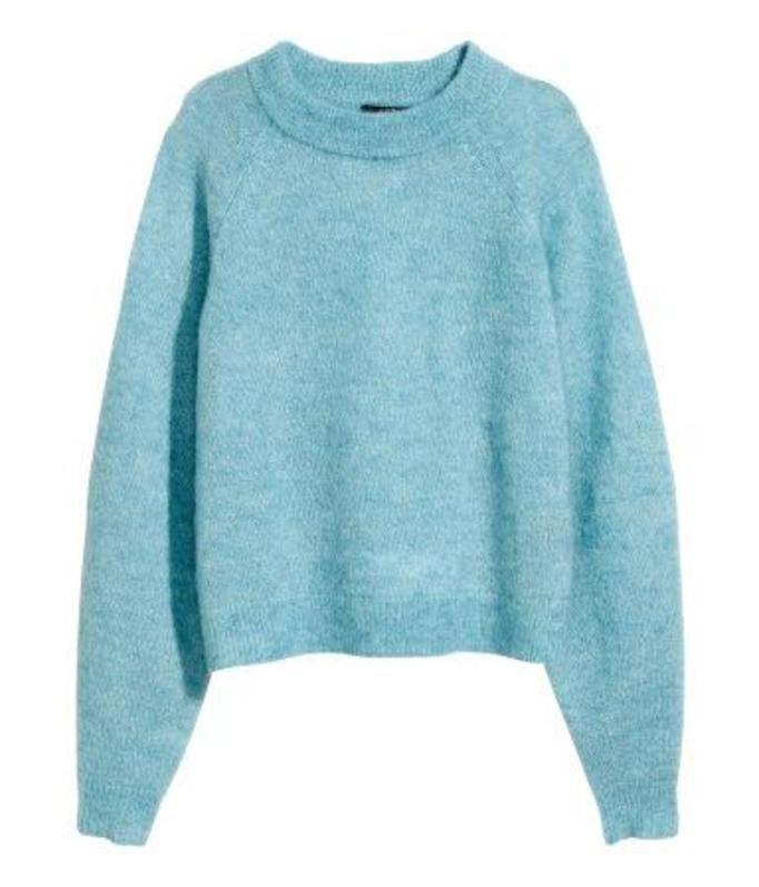 sweter H&M, ok. 150zł