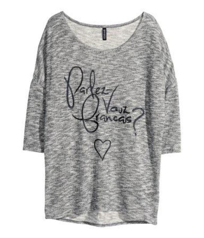 sweter H&M, ok. 59zł