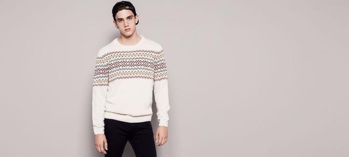sweter Pull & Bear