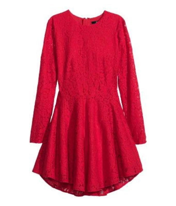 sukienka H&M, ok. 129zł