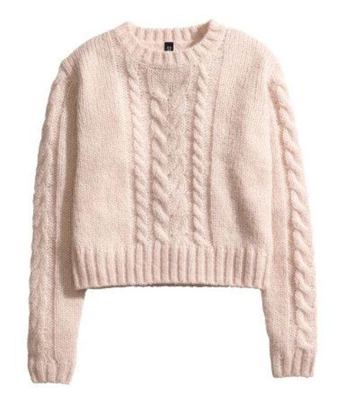 sweter H&M, ok. 79zł