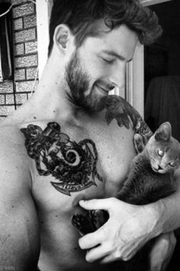 faceci z tatuażami na randki podłącz nz