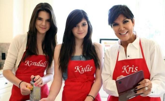 Kylie Jenner, rok 2008