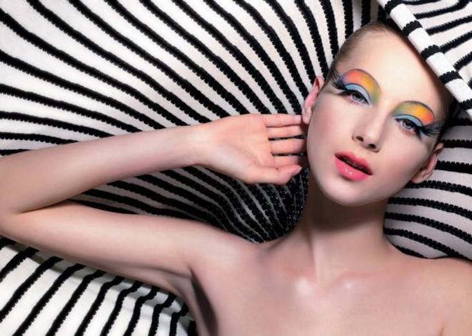 makijaż vogue