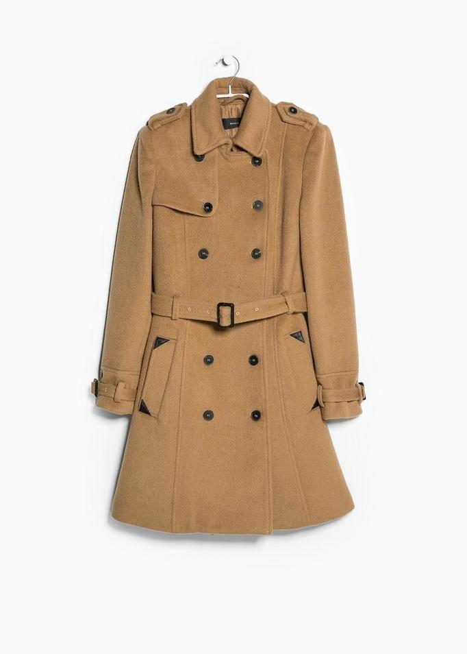 płaszcz Mango, ok. 269zł