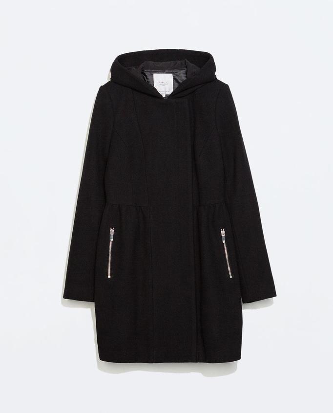 płaszcz Zara, ok. 249zł