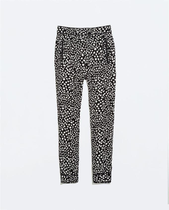 spodnie Zara, ok. 59zł