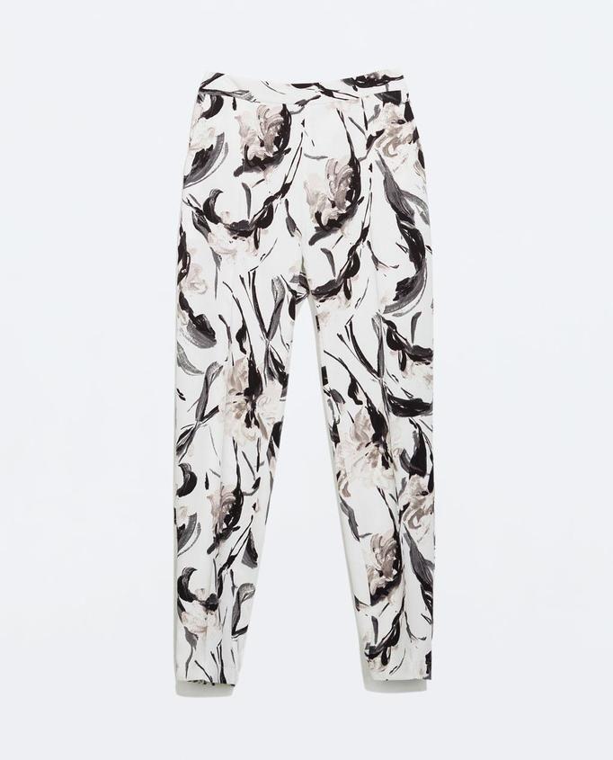spodnie Zara, ok. 99zł