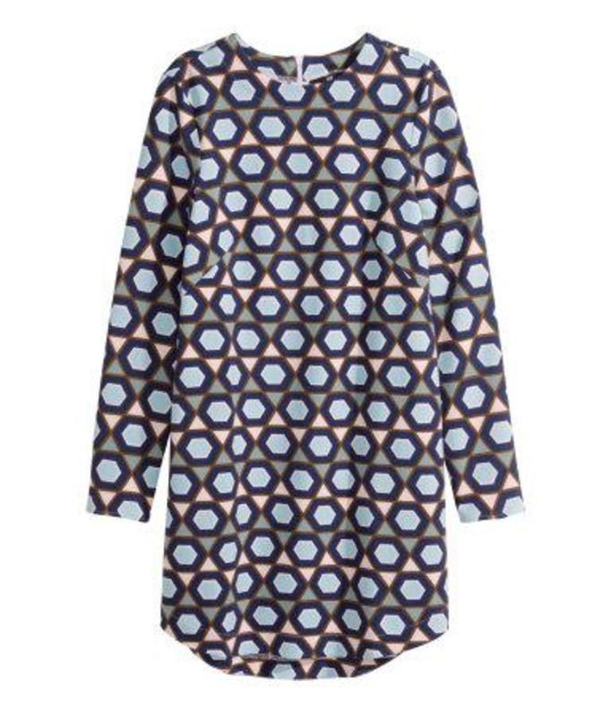 sukienka H&M, ok. 80zł