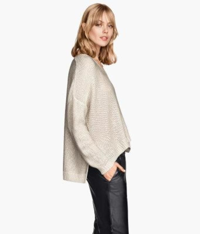 swetry oversize