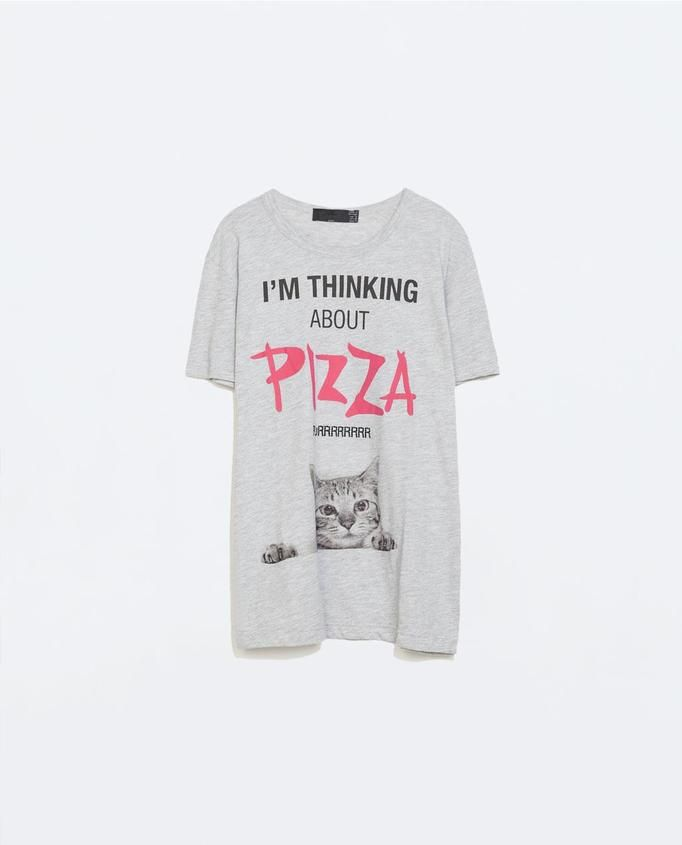 T-shirt Zara, ok. 79zł