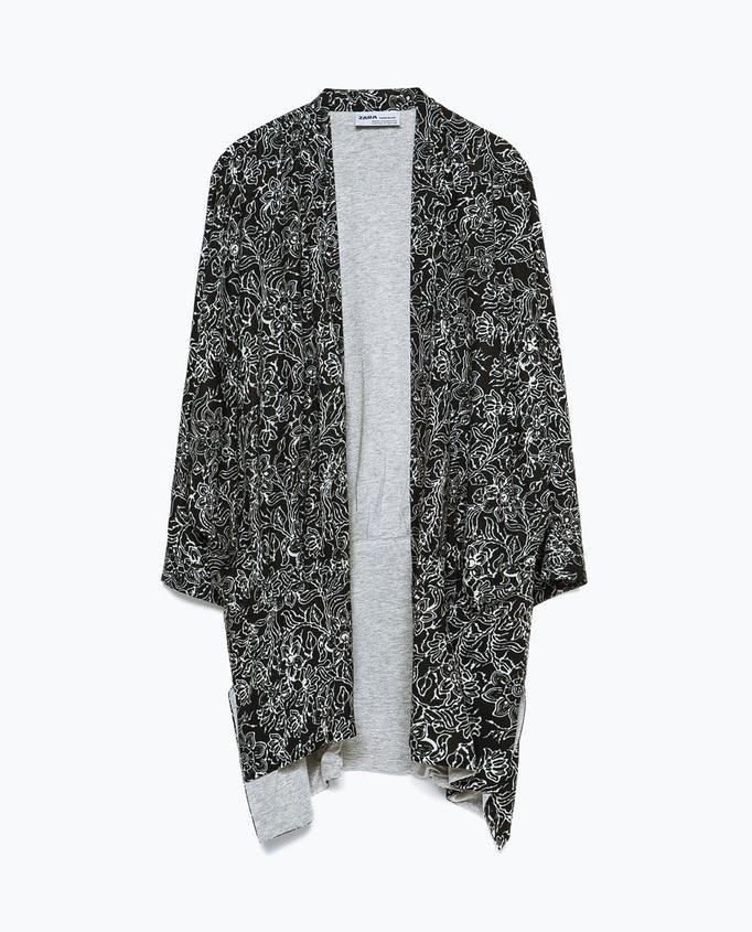 kimono Zara, ok. 169zł