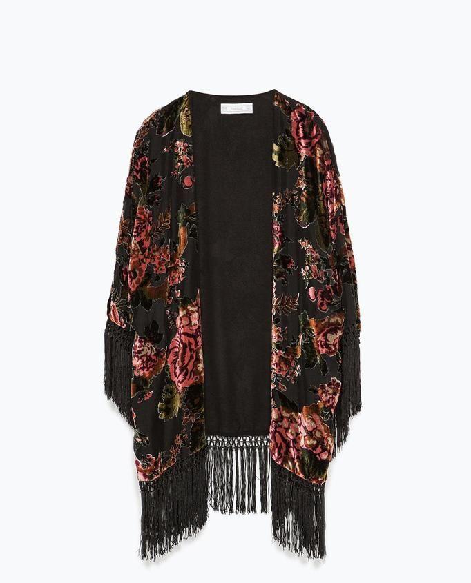 kimono Zara, ok. 299zł