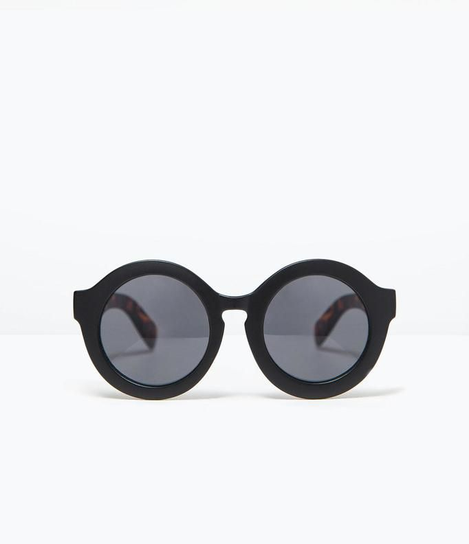 okulary przeciwsłoneczne Zara, ok. 79zł