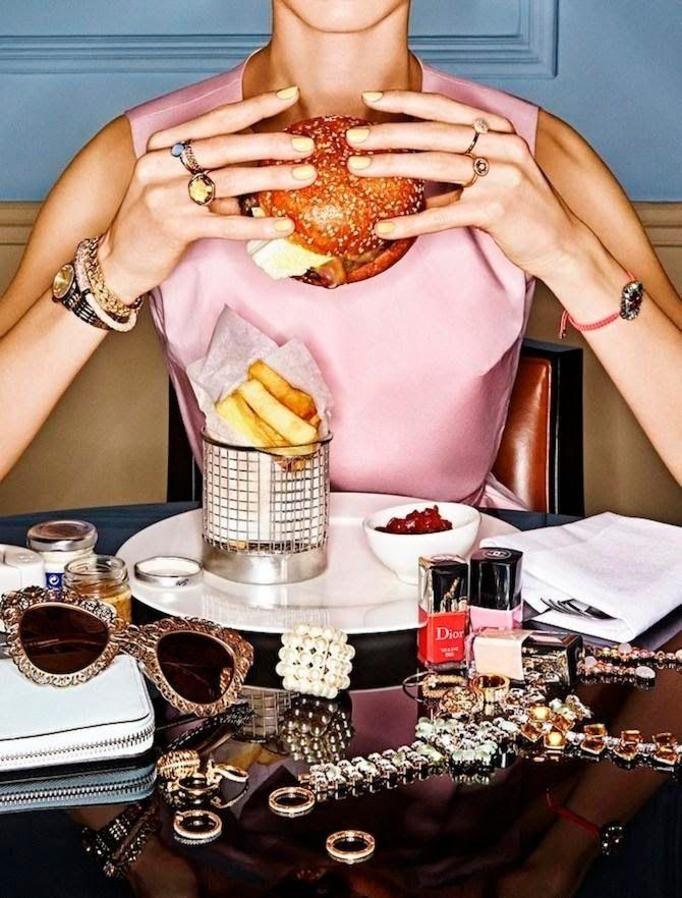 vogue food editorial