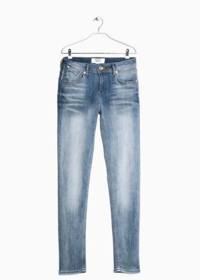 wyszczuplające spodnie