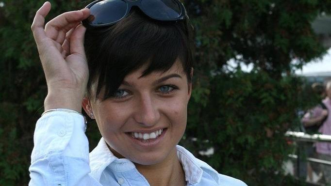 Anna Lewandowska kiedyś