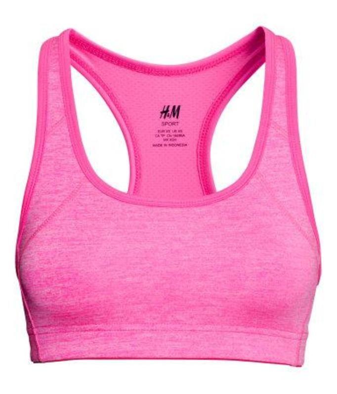 biustonosz sportowy H&M, ok. 39,99zł