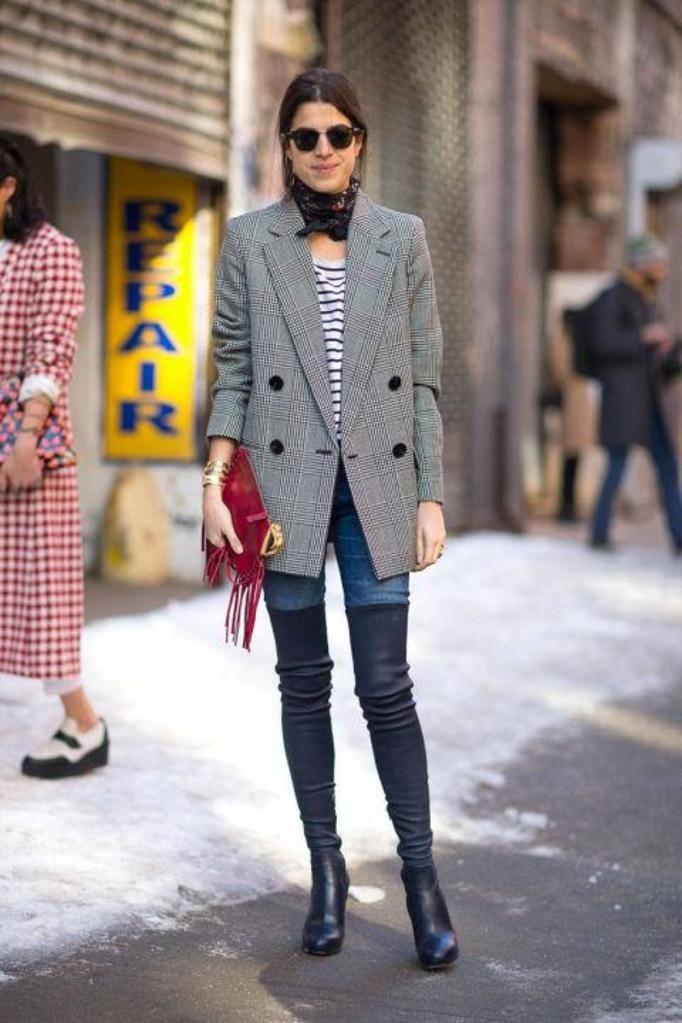 fringed bag street style