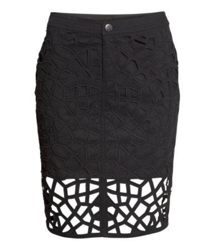 spódnica H&M, ok. 199zł