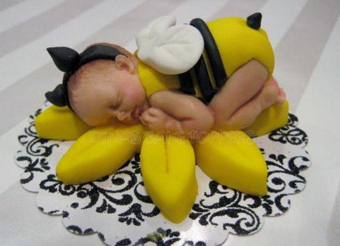 Tort z okazji narodzin dziecka