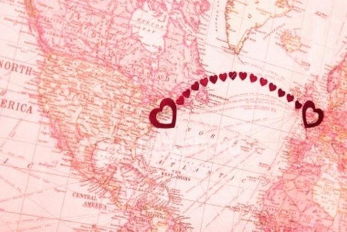 związek na odległość