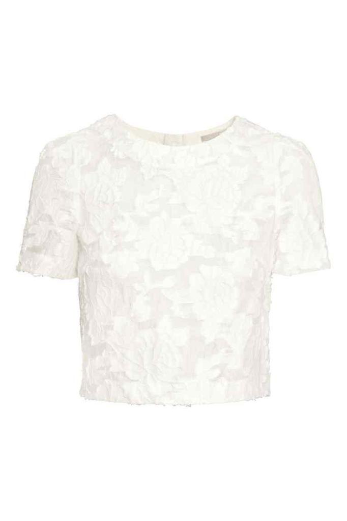 bluzka H&M, ok. 99zł