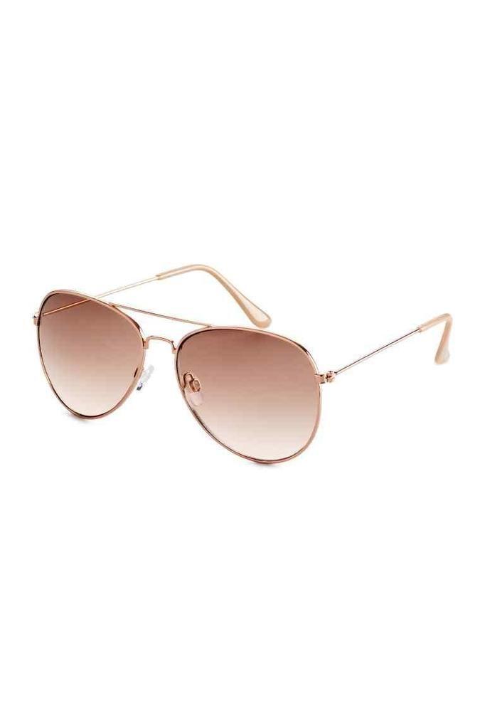 okulary przeciwsłoneczne H&M, ok. 25zł