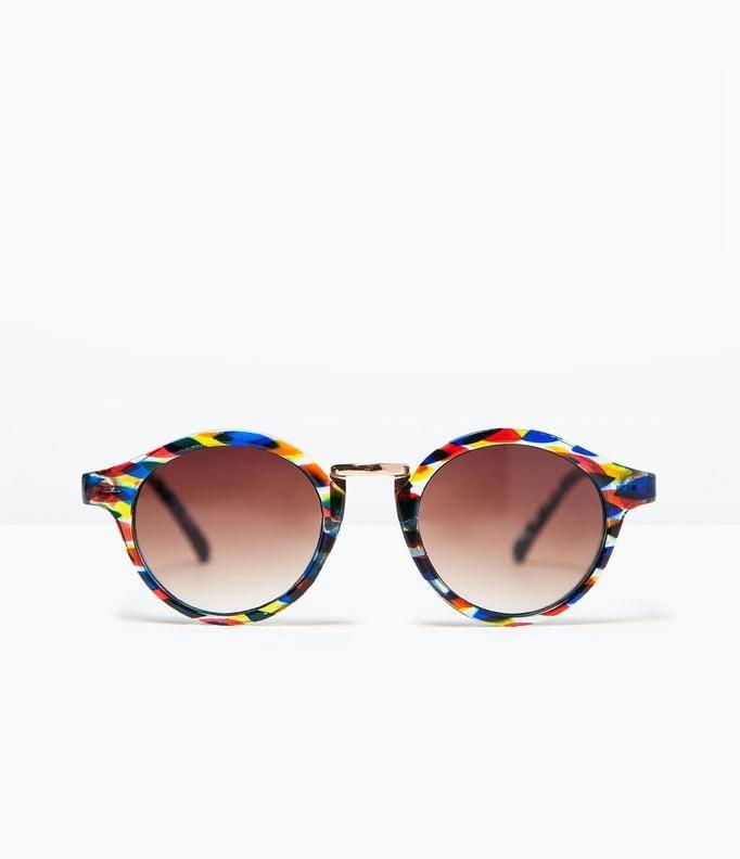 okulary przeciwsłoneczne Zara, ok. 69zł