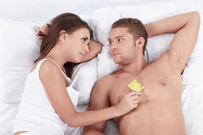 seks bez zabezpieczenia