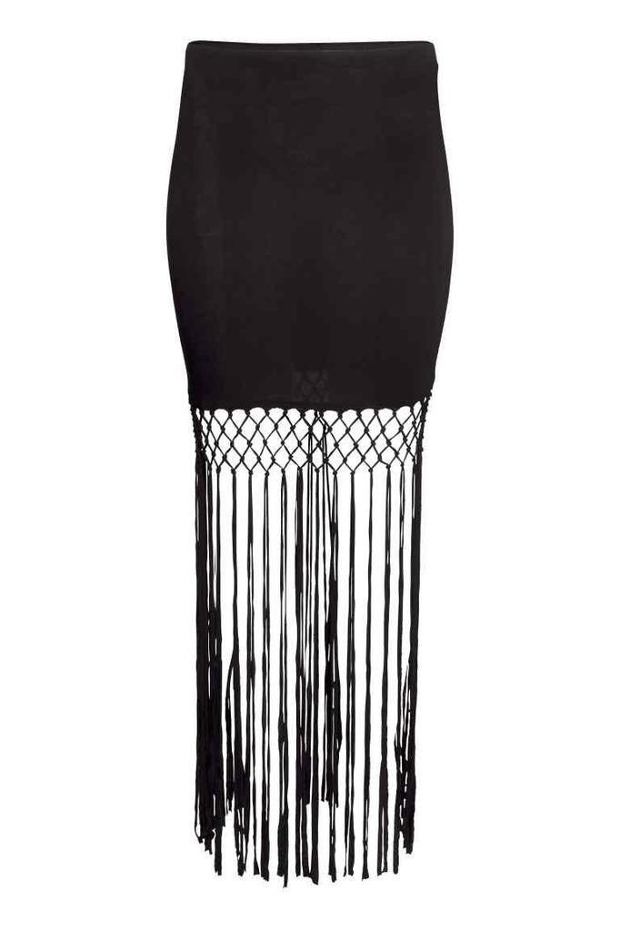 spódnica H&M, ok. 39zł