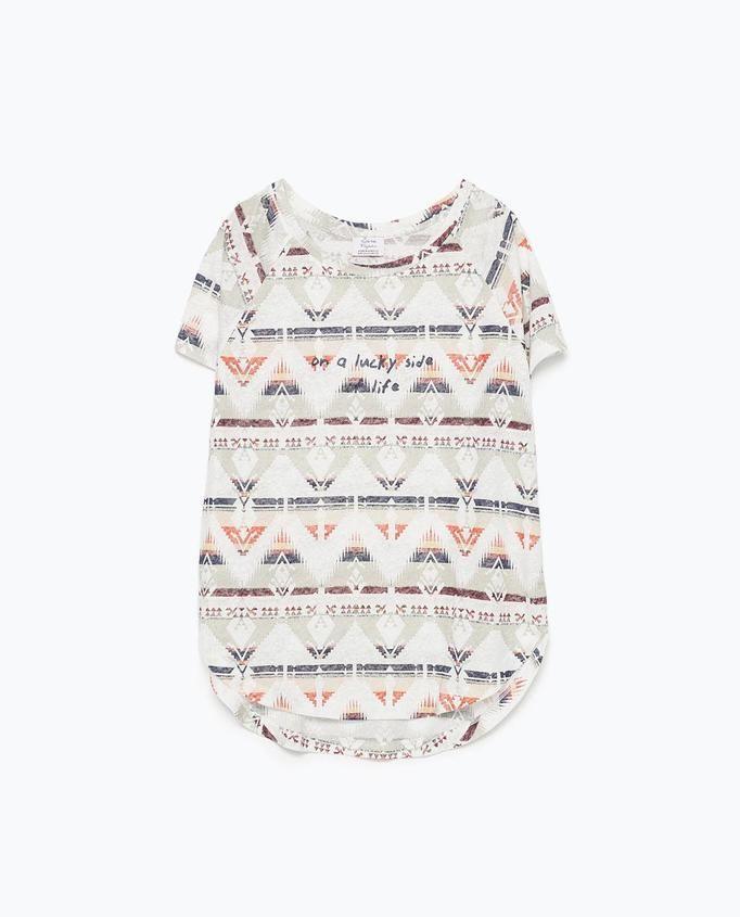 t-shirt Zara, ok. 69zł
