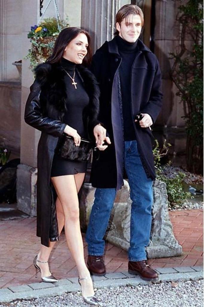 Victoria Beckham, 1998 rok