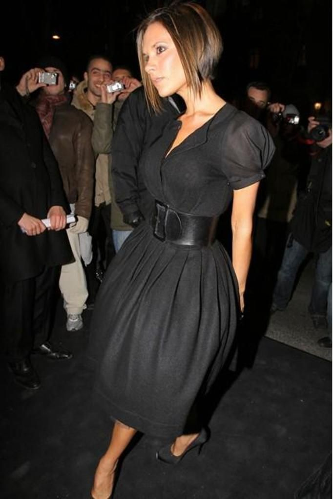 Victoria Beckham, 2007 rok