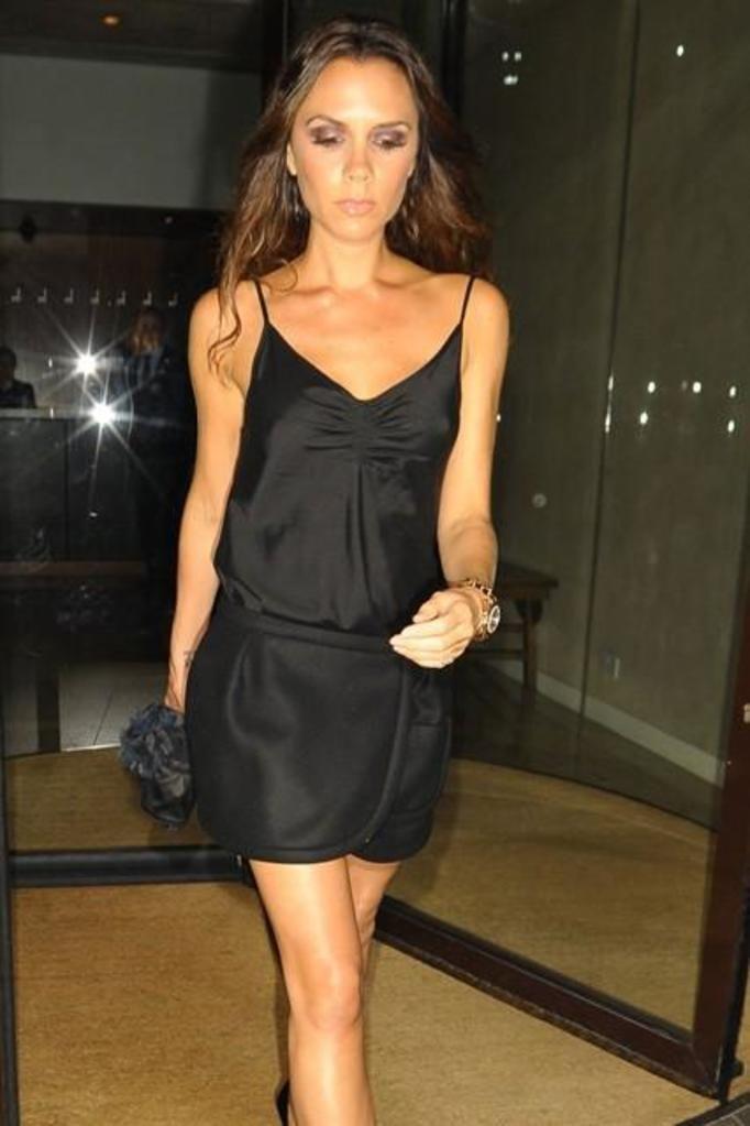 Victoria Beckham, 2010 rok