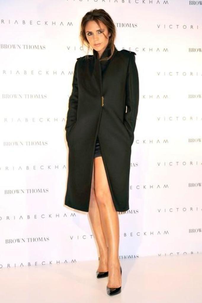 Victoria Beckham, 2012 rok
