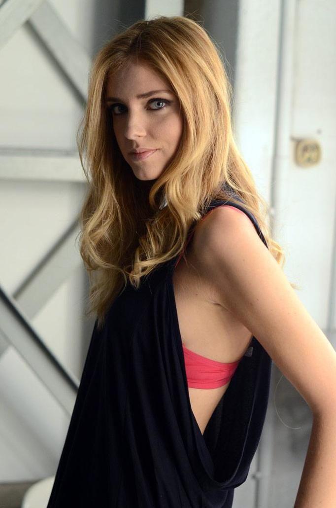 Chiara Ferragni anorexia