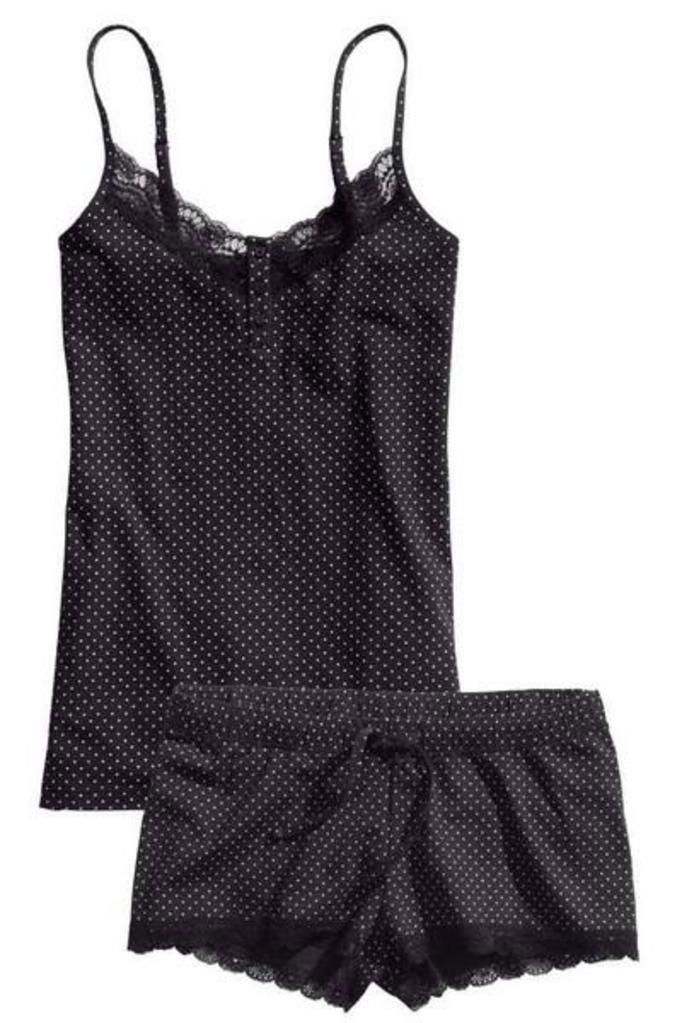 piżamki H&M