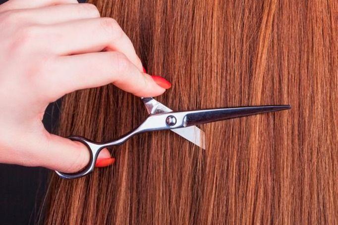 skrócenie włosów