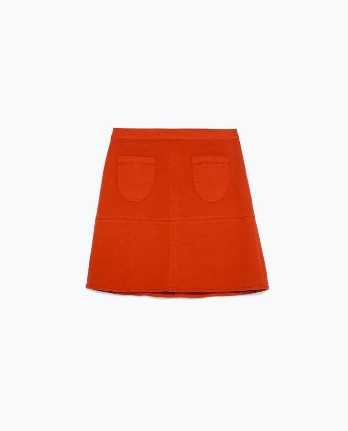 spódnica Zara, ok. 99zł