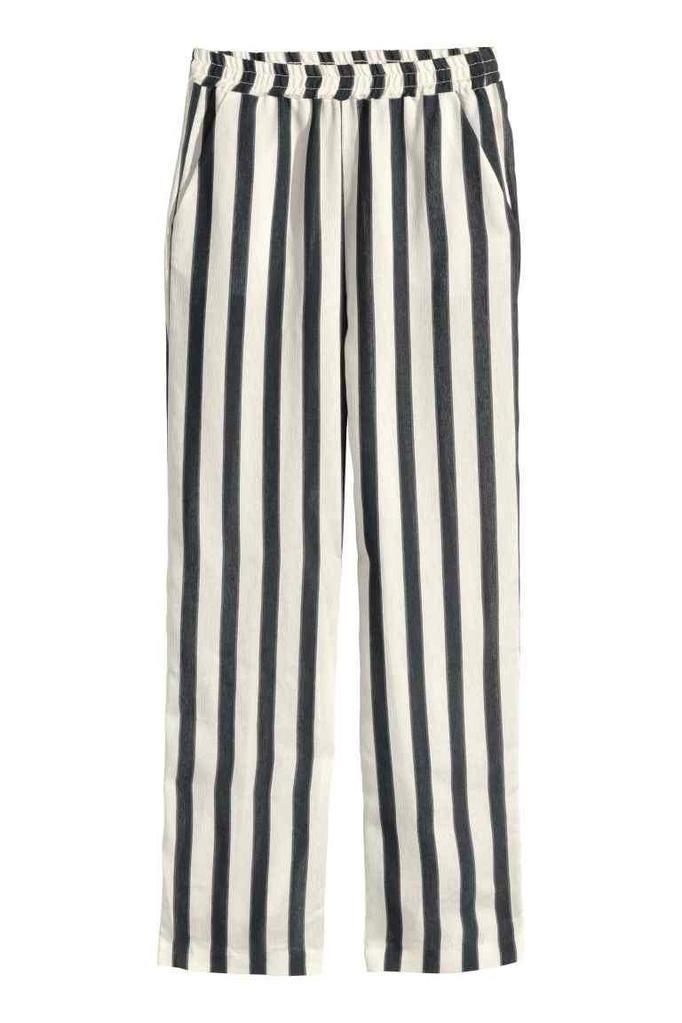 spodnie w paski H&M, ok. 149zł