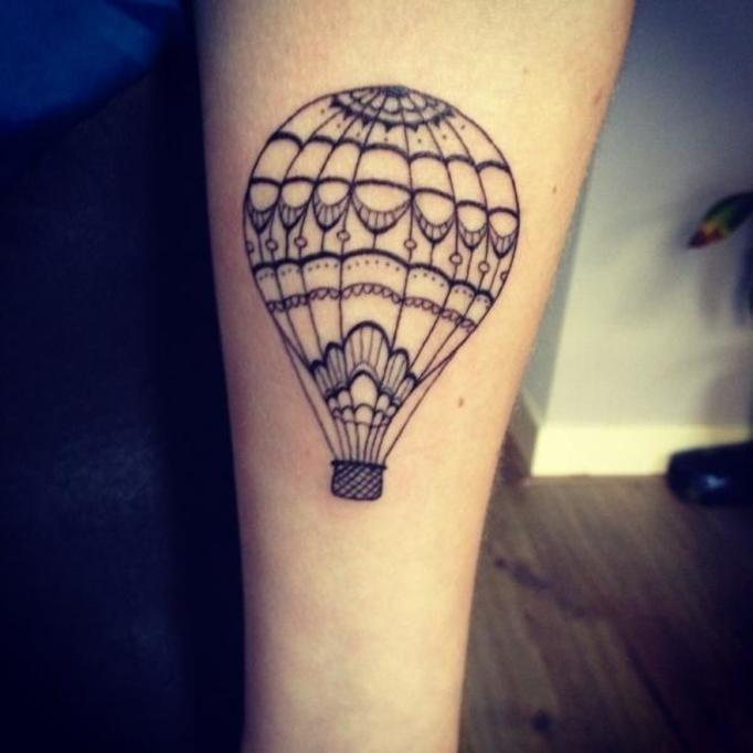 Kochasz Podróżować Te Tatuaże Będą Dla Ciebie Idealne