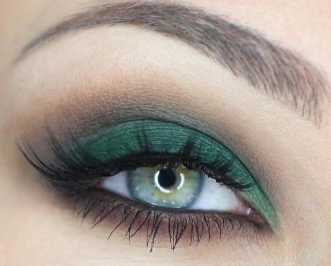 Masz Zielone Oczy Sprawdź Jak Powinnaś Się Malować Papilot