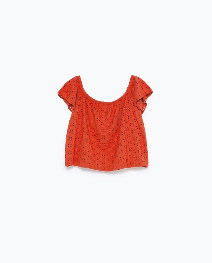 bluzka Zara, ok. 69zł