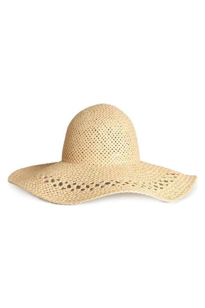 kapelusz H&M, ok. 50zł