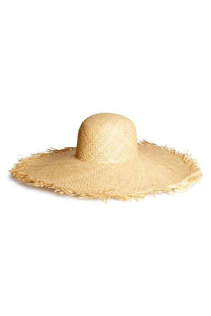 kapelusz H&M, ok. 69zł