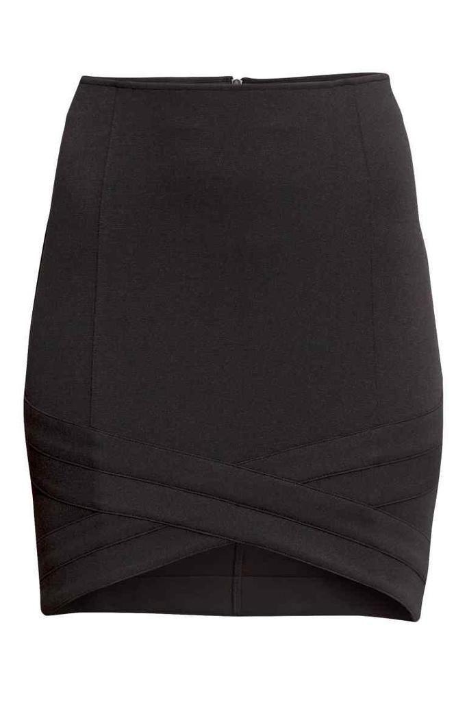 spódnica mini H&M, ok. 59zł