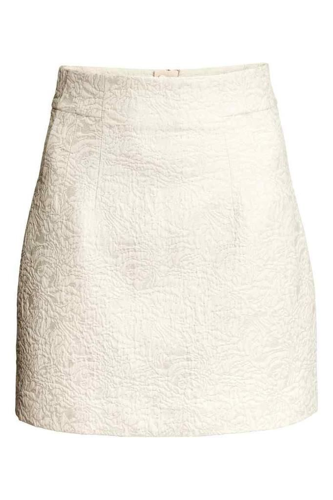 spódnica mini H&M, ok. 99zł