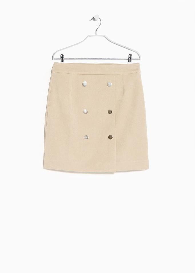 spódnica mini Mango, ok. 99zł